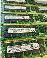 144GB 9 x 16Gb 2Rx4 PC3-12800R DDR3-1600 ECC DELL POWEREDGE Memory RAM Upgrade