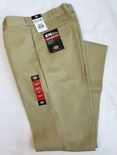 "NWT Dickies Size 36 Pants Orig Fit Inseam 40"" Unfinished Hem NEW 874 Mens Work"