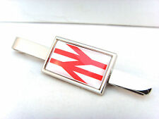 BR British Railways Ferrovie doppia freccia BADGE TIE diapositiva TIE Grip TIE PIN bar regalo