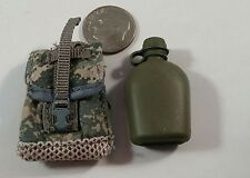 Soldier Story 160th SOAR Night Stalkers canteen 1/6 Toys Bbi Dragon Dam pouch