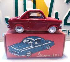 Quiralu Vespa 400 Red 1/43 Diecast Model Car - MIB
