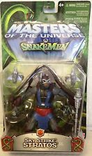 "MASTERS OF THE UNIVERSE VS SNAKEMAN ""SKY STRIKE STRATOS"" 6""IN FIGURE"