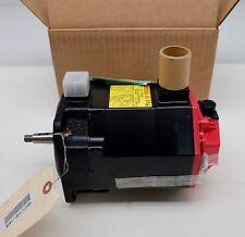 New Fanuc AC Servo Motor A06B-0235-B605#S000 3PH aiS 8/4000 184v 8.3amp 267freq