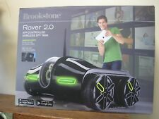 New! Brookstone Rover 2.0 Video Spy Tank  - iPhone / Android App