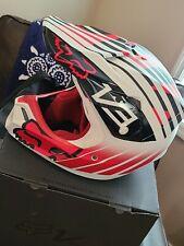Fox Racing V3 Helmet Size Large