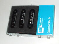 Seymour Duncan STK-S4 Classic Stack Plus Set BLACK   New with Warranty