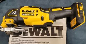 Dewalt DCS355 20V Max XR  Brushless Oscillating Multi Tool tool only FREE SHIP