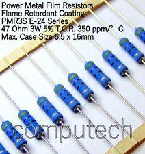 10 pezzi Resistenze strato metallico 390 Ohm 2W ±1/% 50ppm//°C ROYAL OHM MF02S