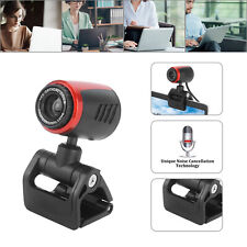 More details for hd webcam web cam camera with microphone for pc desktop computer laptop uk