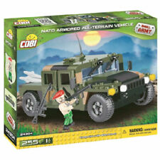 COBI 24304 Small Army Nato Aatv Camo Green 255pcs