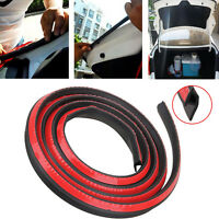 P-Type Car Door Rubber Seal Strip EPDM Noise Insulation Soundproofing Anti-dust