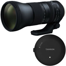Tamron SP 150-600mm F/5-6.3 Di VC USD G2 Zoom Lens Nikon + Tamron TAP-In Console