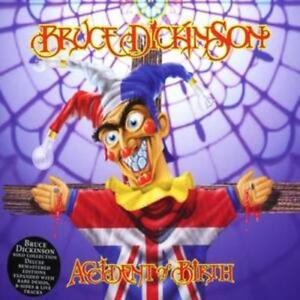 Bruce Dickinson : Accident of Birth CD Expanded  Album 2 discs (2008) ***NEW***