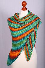 XXL Dreiecks - Halstuch in leuchtenden Farben!