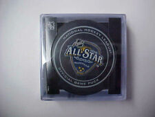 2016 NHL All Star Game (Nashville Predators) Official On Ice Game hockey puck