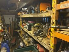 More details for pallet racking 2 uprites 6 cross members chipboard shelves