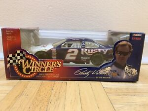 Winners Circle 1/24 Rusty Wallace Car Nascar High Performance