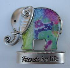 K Friends for life Lucky Elephant Figurine miniature Ganz