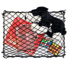 Framed storage net 12 x 16 BLACK DIAMOND netting RV Boat Trailer Golf Cart 12x16