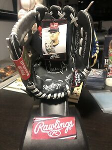 Rawlings MPLAJ 99 BG 11-in All Leather Shell Baseball Glove
