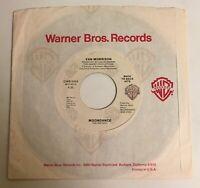 Van Morrison / Moondance & Domino / '90s WB 45 / Mint Unplayed!