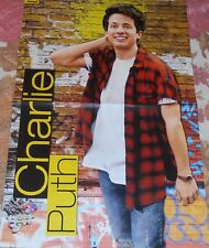 Charlie Puth - Magazine Poster (A3)