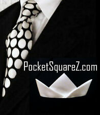 Custom Pre Folded Pocket Squares by PocketSquareZ