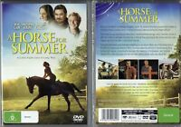 A Horse for Summer * NEW DVD * Dean Cain horse family movie (Region 4 Australia)