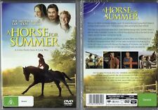 A Horse for Summer * NEW DVD * Dean Cain horse family movie (Region 4 Australia)