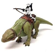 """Star Wars Original Trilogy Legacy DEWBACK & SANDTROOPER 3.75"""" toy figure set"""