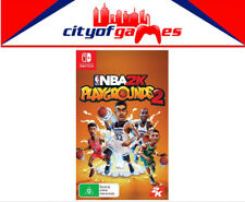 NBA 2K Playgrounds 2 Nintendo Switch Game Brand New Pre Order