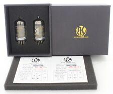 Matched Pair ECC81 12AT7 Vacuum Tube Amp JJ Tesla AK985 Psvane Mullard T WE EH