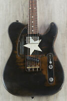 James Trussart Custom Lone Star Rust O Matic SteelCaster Electric Guitar + Case