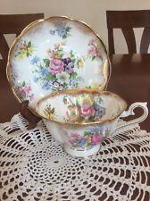 Royal Albert Tea Cup and Saucer Teacup Set Vintage