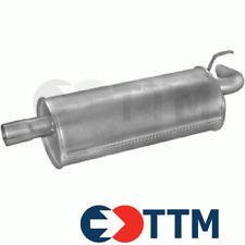 Silenziatore centrale materiale di montaggio-LADA Niva 1600//2121 endschalldämpfer