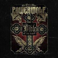 POWERWOLF - BIBLE OF THE BEAST   VINYL LP NEW!