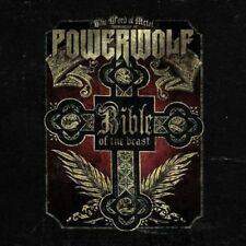 POWERWOLF - BIBLE OF THE BEAST   VINYL LP NEUF