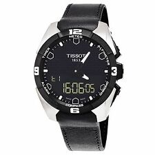 Tissot Men's T Touch Expert Black Dial Multifunction Quartz Watch T0914204605100
