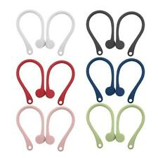 1 Pair Earhook Holder Silicone Sports Strap Anti-lost Ear Hook For Apple AirPods