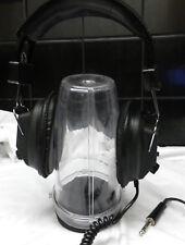 PHILIPS Headphones EM-6126 VINTAGE RETRO Quality Condition