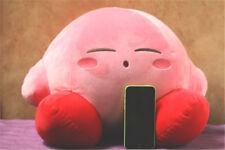 "Japan Star Kirby Adventure Kirby Plush Doll Soft Toy Cushion Sleep 13"" Gift"