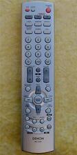 DENON Remote Control RC-1034 - DRA-F102 RCD-M33  RCD-M35DAB   AV RECEIVER