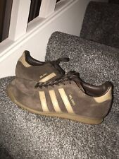 x1 Adidas Milano Shoes / Trainers - SIZE UK 8 - USED - Rare!!