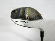Used RH TaylorMade Burner Superfast 2 24° 5 Hybrid REAX Graphite Regular R Flex