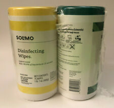 Solimo wipes (Bundle of 2 pieces) BRAND NEW - SEALED