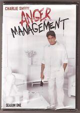 Anger Management: Season 1 - DVD TV Shows One  - BRAND NEW