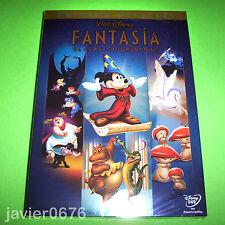 FANTASIA CLASICO DISNEY NUMERO 3 - DVD NUEVO Y PRECINTADO