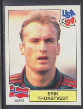 Panini - USA 94 World Cup - # 322 Erik Thorstvedt - Norge (Green Back)
