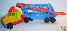 RARE GEMELOPLAST MADE MEXICO CAMION TRUCK TRANSPORT AUTO VOITURES 20,50 CM NEUF
