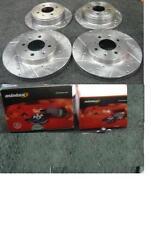 Honda CIVIC EG5 EG6 EH9 frein à disque foré rainure frein à disque & pads